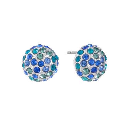 Gloria Vanderbilt 10.7mm Stud Earrings