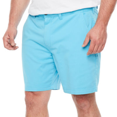 The Foundry Big & Tall Supply Co. Mens Stretch Chino Short-Big and Tall