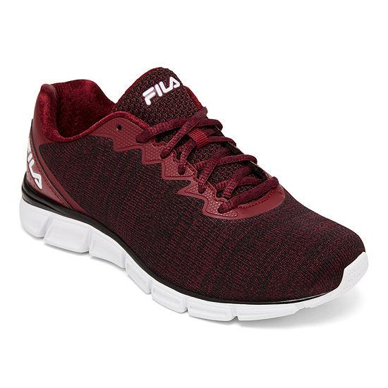 Fila Memory Upsurge Womens Lace-up Running Shoes