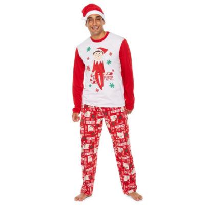 Elf On The Shelf 2 Piece Pajama Set -Men's