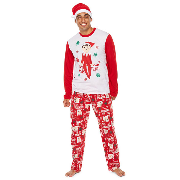 8c3c047070dd Elf On The Shelf Family Pajamas - JCPenney
