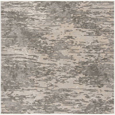 Safavieh Meadow Collection Tinley Abstract SquareArea Rug