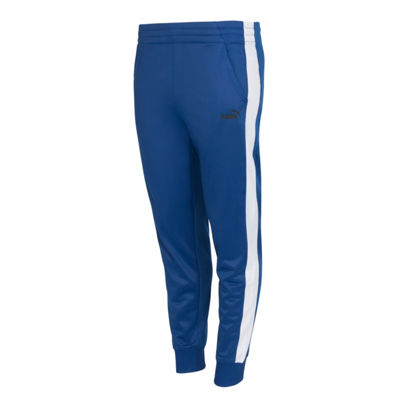 Puma Kids Knit Jogger Pants - Big Kid Boys