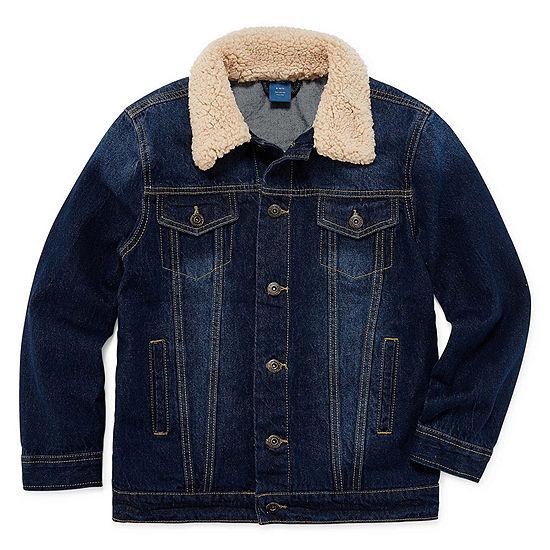 Arizona Boys Denim Jacket Preschool / Big Kid