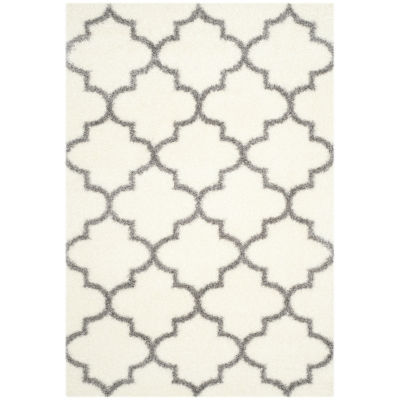 Safavieh Montreal Shag Collection Shelby GeometricArea Rug