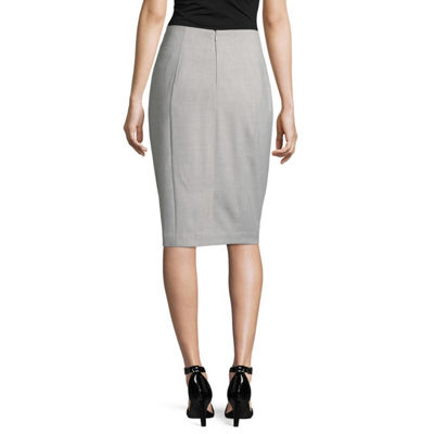 Worthington Suiting Pencil Skirt - Tall 27