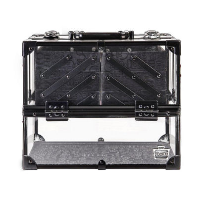 Caboodles Neak Freak Train Case Acrylic