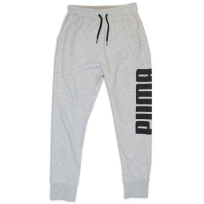 Puma Puma Kids Boys Cuffed Jogger Pant - Big Kid