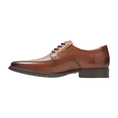 Clarks Mens Tilden Walk Oxford Shoes Lace-up