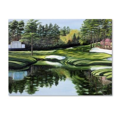 Trademark Fine Art Paul Walsh Masters Giclee Canvas Art