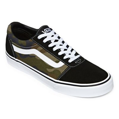 Vans Ward Mens Skate Shoes Lace-up