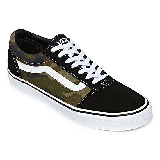 c6c45b5f50fb Vans Ward Mens Skate Shoes Lace-up - JCPenney