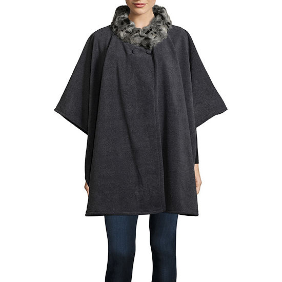 Liz Claiborne Fleece Cold Weather Wrap