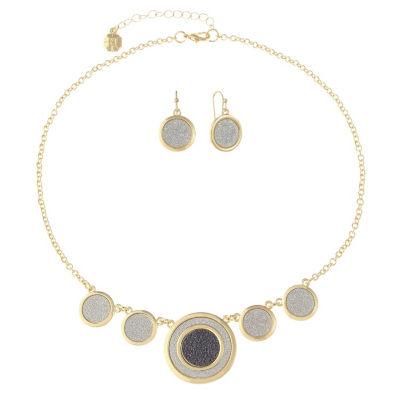 Monet Jewelry Gold Tone 2-pc. Jewelry Set