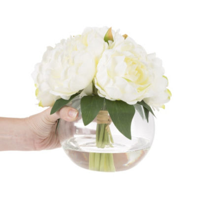Pure Garden Roseartificial Floral Arrangement