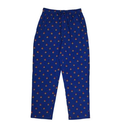 Nintendo Holiday Sleep Knit Pajama Pants