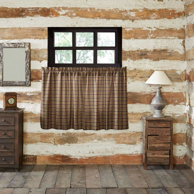 Rustic & Lodge Window Wyatt Tier Pair
