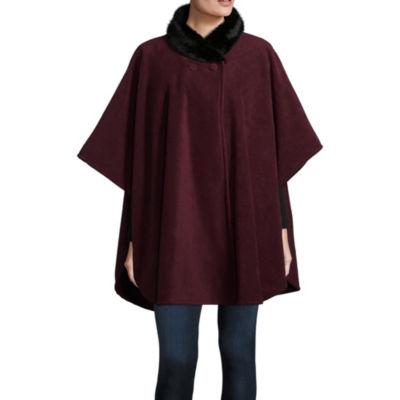 Liz Claiborne Fleece Cold Weather Wrap