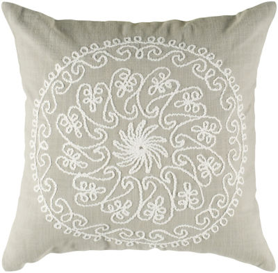 Rizzy Home Axel Geometric Decorative Pillow