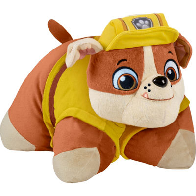 Nickelodeon Paw Patrol Rubble Pillow Pet