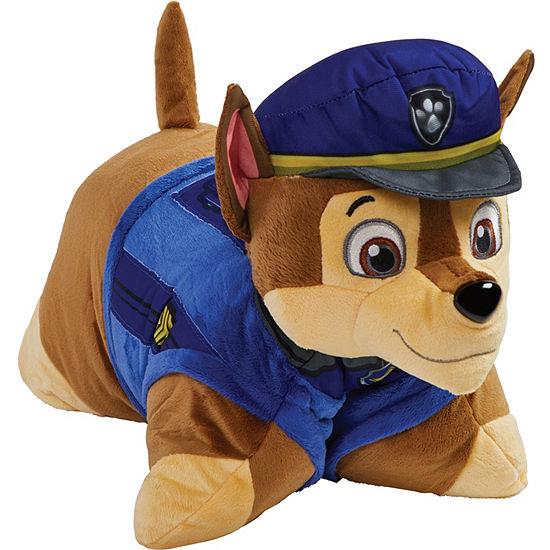 """Nickelodeon 16"""" Paw Patrol Chase Pillow Pet"""