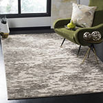 Safavieh Meadow Collection Tinley Abstract Square Area Rug