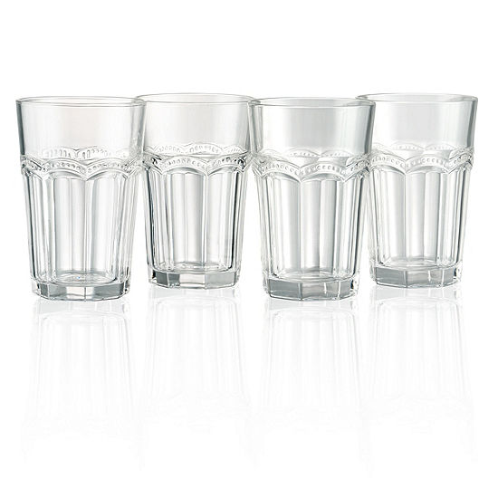 Artland 4-pc. Highball Glasses