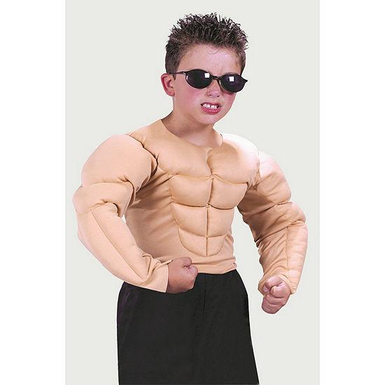 Muscle Shirt Child Costume Costume Costume