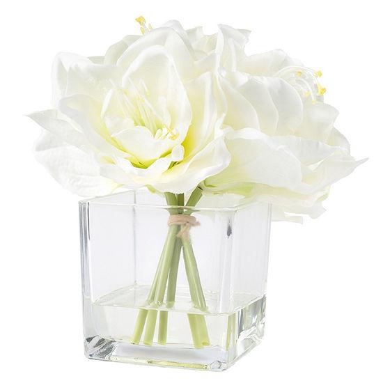 Pure Garden Lily Floral Arrangement