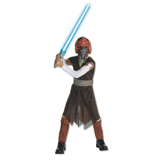 Star Wars Boys Plo Koon CostumeSmall