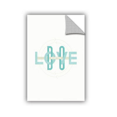 Do What You Love Removable Wall Decal