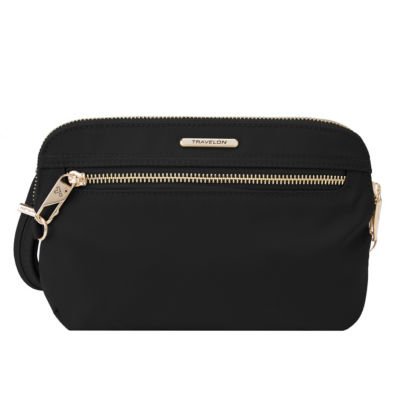 Travelon Anti-Theft Convertible Crossbody Clutch