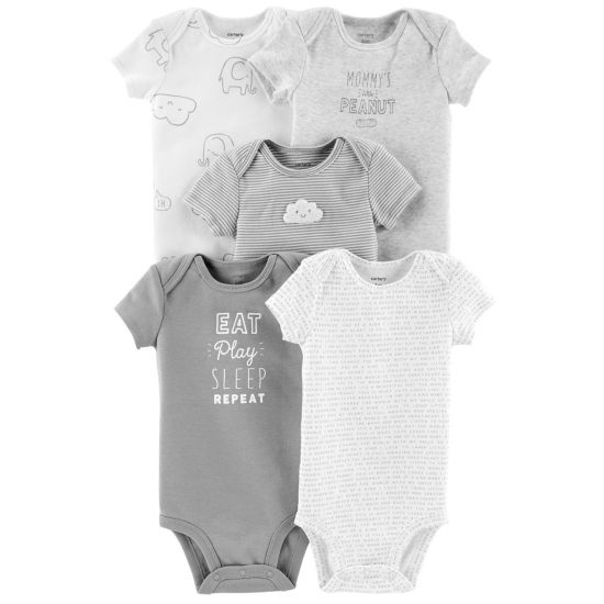 Carter's Little Baby Basics Bodysuit - Baby
