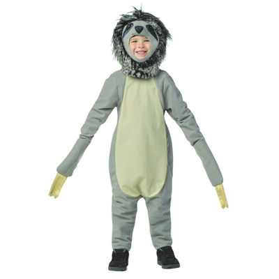 Sloth Toddler Costume 3T-4T