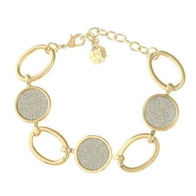 Monet Jewelry Gold Tone Jewelry Set