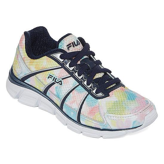 Fila Speedglide 3 Girls Running Shoes Lace-up - Big Kids