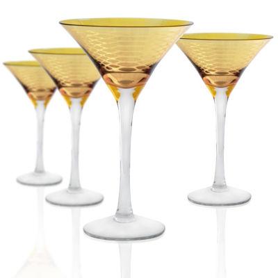 Artland Not Applicable 4-pc. Martini Glass