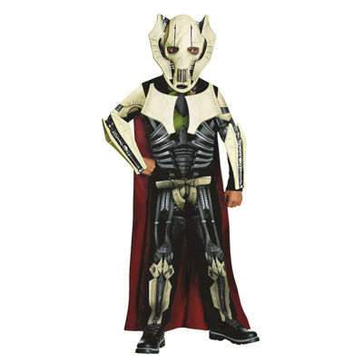 Star Wars Boys General Grievous Costume