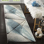 Safavieh Hollywood Collection Lynett Abstract Runner Rug