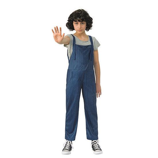 Stranger Things-Girls Eleven'S Overalls