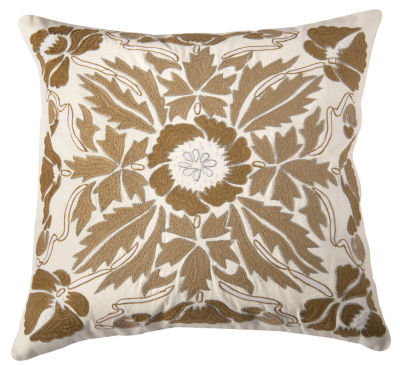 Rizzy Home Oscar Geometric Decorative Pillow