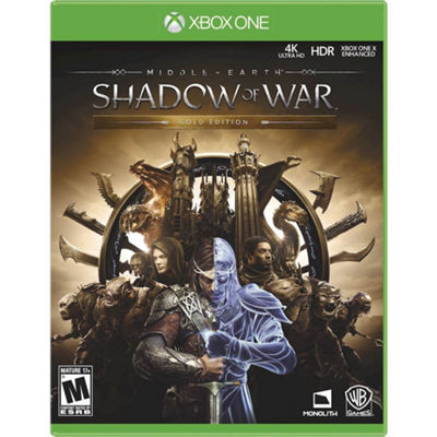 XBox One Middle-Earth: Shadow Of War - Gold Edition Video Game