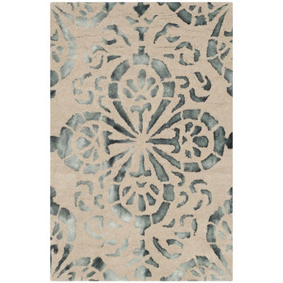 Safavieh Dip Dye Collection Vivyan Floral Area Rug
