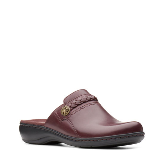 Clarks Leisa Carly Womens Clogs Slip-on Closed Toe