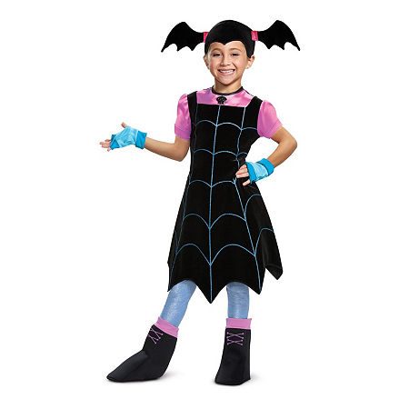 Vampirina Deluxe Toddler Costume, Small , Multiple Colors