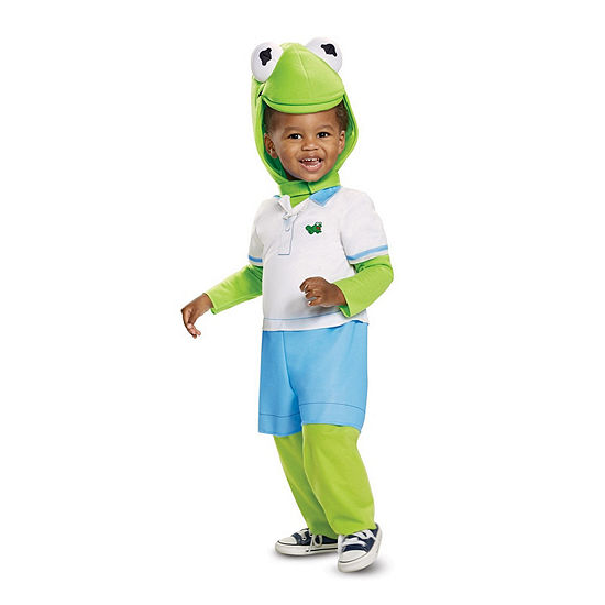 The Muppet Babies  Kermit Toddler Costume3T-4T