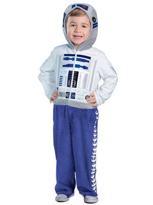 Classic Star Wars Premium Toddler R2D22T