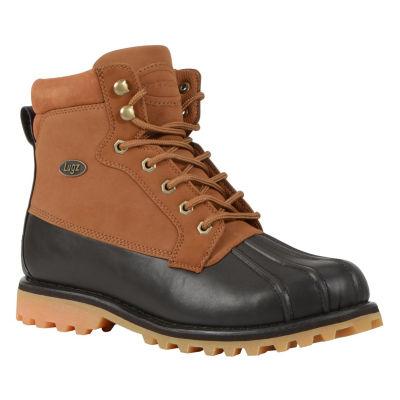 Lugz Mens Mallard Lace Up Boots Lace-up