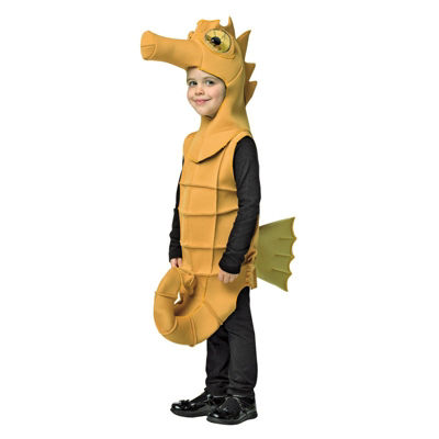 Seahorse Toddler Costume 3T-4T