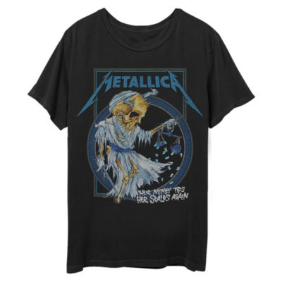 Metallica Tips Scale Graphic Tee